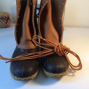 "Women's Bean Boots by L.L.Bean®, 8"""